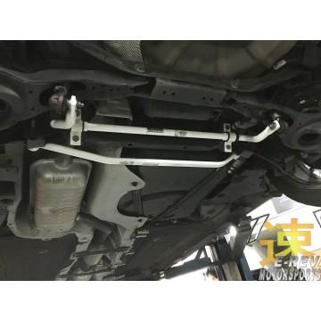 Mazda 3 BL Sedan rear Lower Arm Bar
