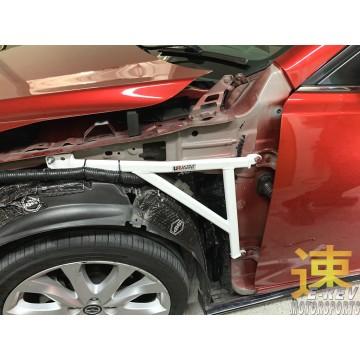 Mazda 3 BM Fender Bar