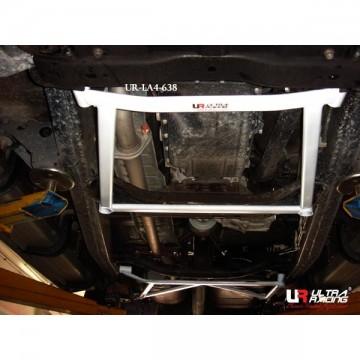 Mitsubishi Pajero 2009 Front Lower Arm Bar