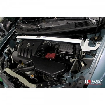 Nissan Cube 2009 Front Bar