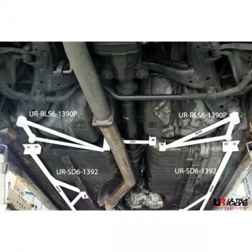 Nissan Skyline GTR R33 Rear Lower Side Arm Bar