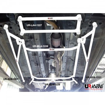 Nissan X-Trail 2008 Front Lower Arm Bar
