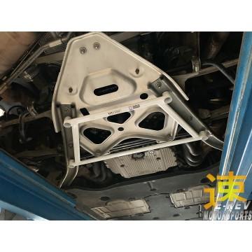Porsche Cayman 981 Rear Lower Arm Bar