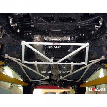 Subaru WRX GDB Front Lower Arm Bar