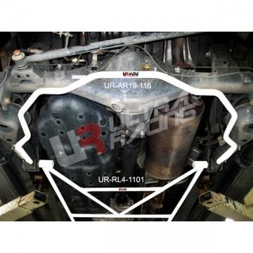 Toyota Fortuner 2.5D (2012) Rear Lower Arm Bar