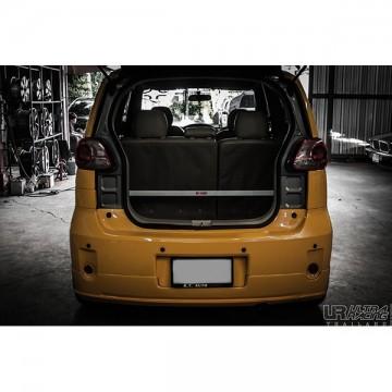 Toyota Porte 1.5 Rear Bar
