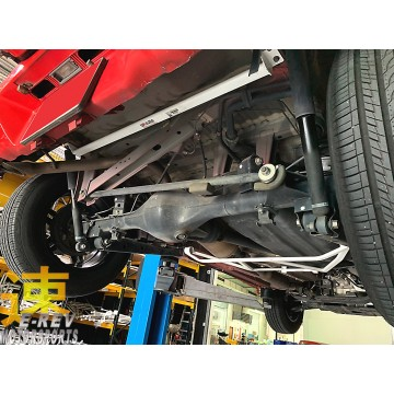 Toyota Rush (5 seater) Rear Torsion Bar