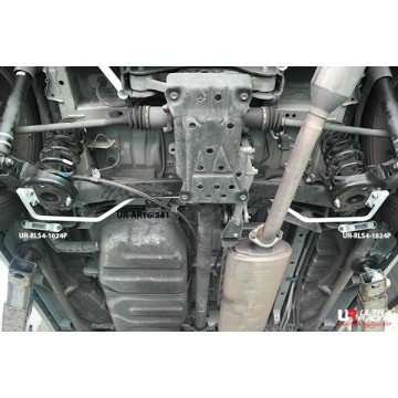 Toyota Vellfire 2.4 4WD 2008 Rear Anti Roll Bar