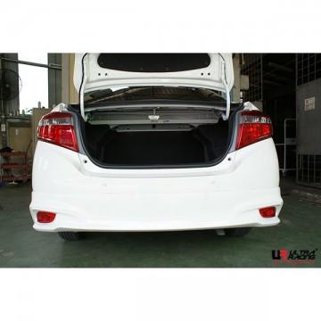 Toyota Vios 2013 Rear Bar