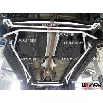 Toyota Wish 1.8 Rear Anti Roll Bar