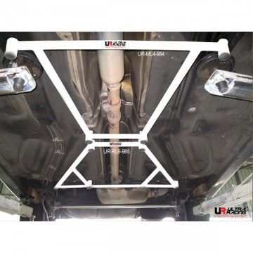 Volkswagen Golf MK2 Rear Lower Arm Bar