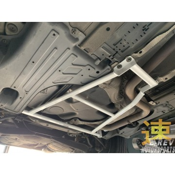 Volvo S80 (2WD) 2.4D Rear Lower Arm Bar